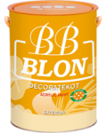 BB BLON EXTERIOR DECORATEKOT: 4,375 Lít