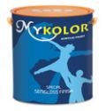 Sơn Mykolor Semigloss Finish 18Lit