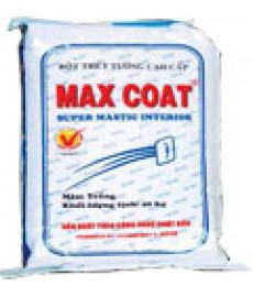 Bột Trét Maxcoat - Trong 40 Kg